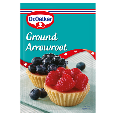 GROUND ARROWROOT  DR OETKER - AMIDO DI TAPIOCA ( 6 BUSTINE DA 8G )