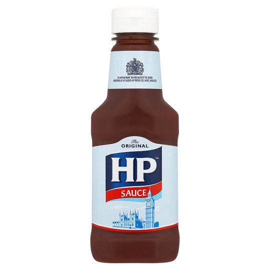 Salsa HP brown ( HP sauce )