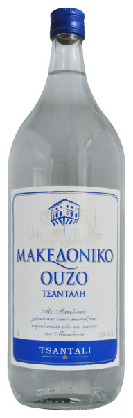 Ouzo Makedoniko 38% alc/vol