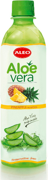 BEVANDA ALL' ALOE CON ANANAS