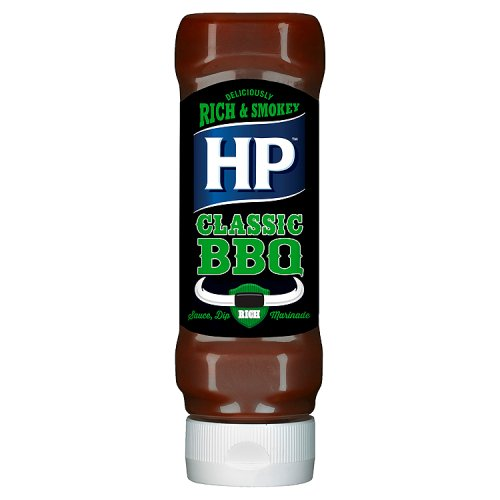 Salsa barbecue HP ( original barbecue sauce )