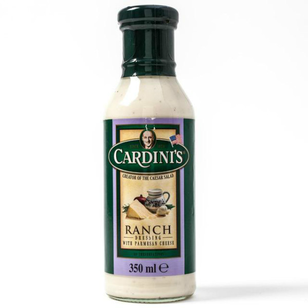Ranch dressing Cardini's ( condimento per insalate )
