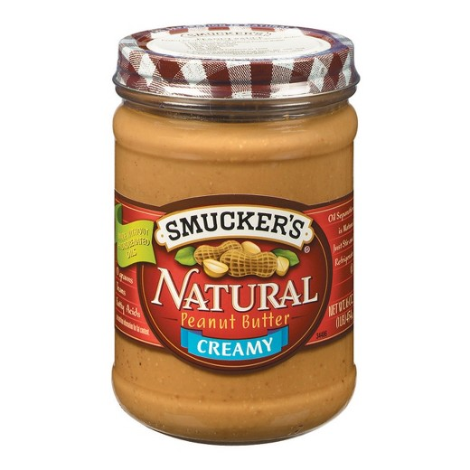 Crema di arachidi sugarfree Smucker's kosher